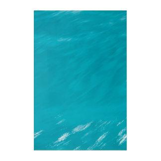 海水の背景 アクリルウォールアート