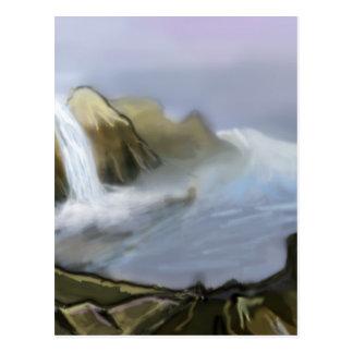 海水の視野 ポストカード