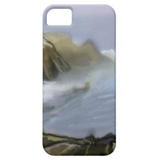 海水の視野 iPhone SE/5/5s ケース