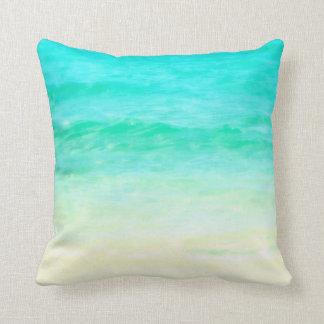 海水水の枕 クッション
