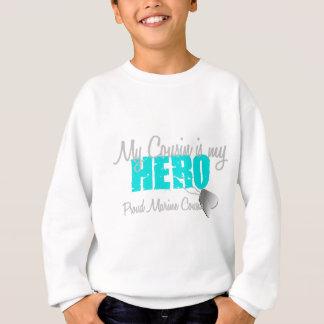 海洋のいとこの英雄 スウェットシャツ
