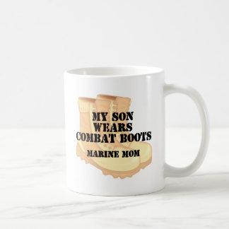 海洋のお母さんの息子DCB コーヒーマグカップ