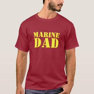 海洋のパパ Tシャツ