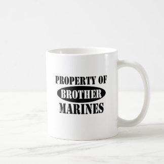 海洋の兄弟の特性 コーヒーマグカップ