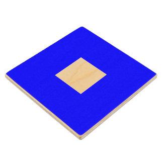 海洋の印の旗のアルファベットの手紙Pのパパの記号 ウッドコースター