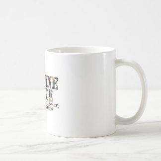 海洋の姪の返事呼出し コーヒーマグカップ