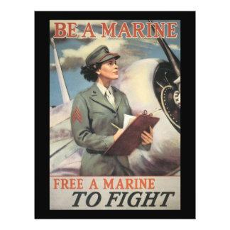 海洋の第二次世界大戦があって下さい チラシ
