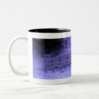 海洋の色 ツートーンマグカップ