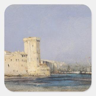 海洋の要塞、19世紀 スクエアシール