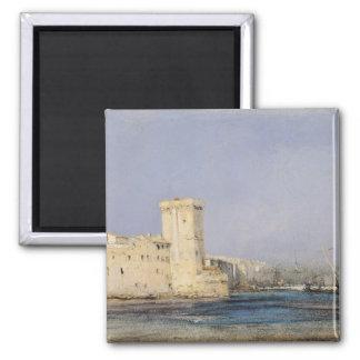 海洋の要塞、19世紀 マグネット