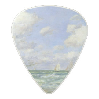 海洋場面1894年 アセタール ギターピック