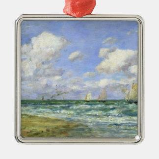 海洋場面1894年 メタルオーナメント