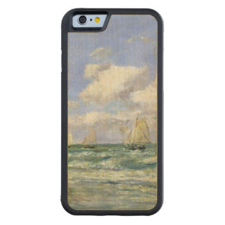 海洋場面1894年 CarvedメープルiPhone 6バンパーケース