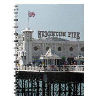 海洋宮殿イギリスを明るくして下さい ノートブック