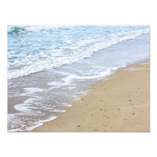 海洋波の写真 フォトプリント