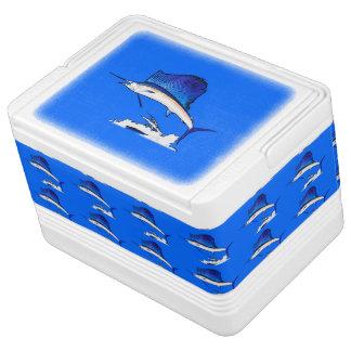 海洋波のSailfish Iglooクーラーボックス
