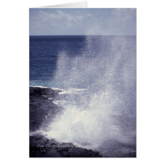 海洋波 カード