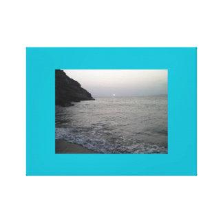 海洋波 キャンバスプリント