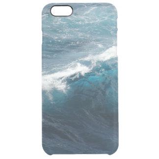 海洋波 クリア iPhone 6 PLUSケース