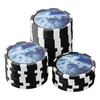 海洋波 ポーカーチップ