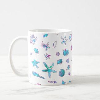 海洋生物のマグ コーヒーマグカップ
