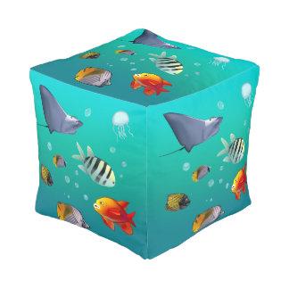 海洋生物 プーフ