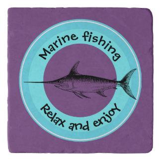 海洋魚釣りはリラックスし、楽しみます トリベット