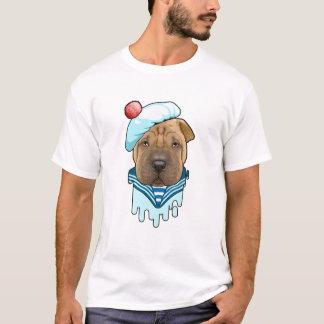海犬 Tシャツ