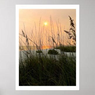 海砂丘 ポスター