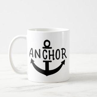海賊いかり、冒険のマンガのスタイル コーヒーマグカップ