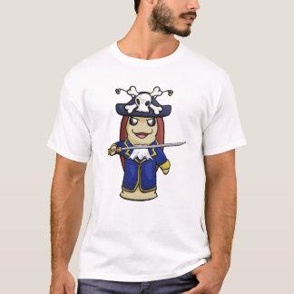 海賊かたつむり Tシャツ