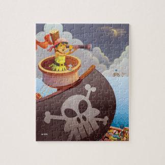 海賊との航海 ジグソーパズル