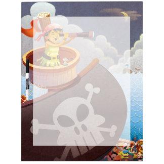 海賊との航海 ホワイトボード