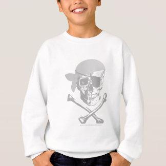 海賊どくろ印 スウェットシャツ