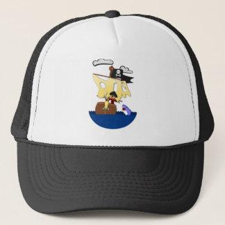 海賊の漫画 キャップ