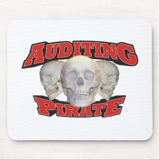 海賊の監査 マウスパッド