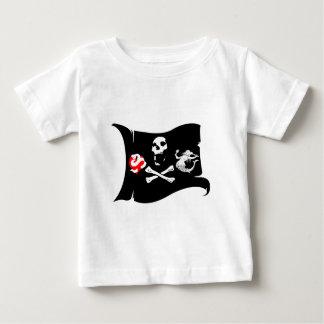 海賊アイコン#12 ベビーTシャツ