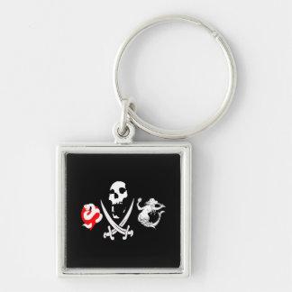 海賊アイコン#13 キーホルダー