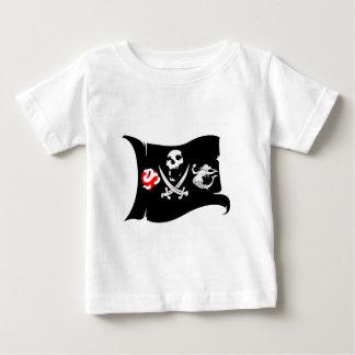 海賊アイコン#13 ベビーTシャツ