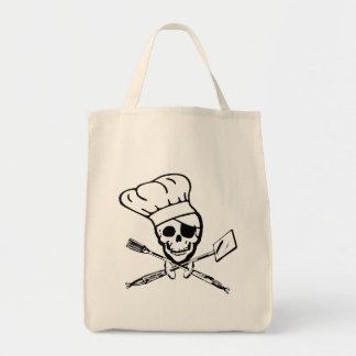海賊グリルのシェフのトート トートバッグ