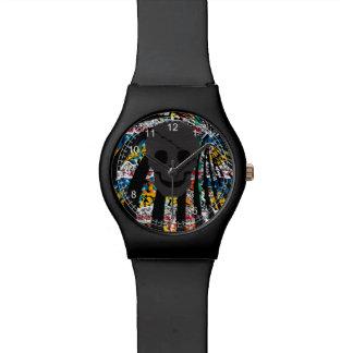 海賊スカル 腕時計