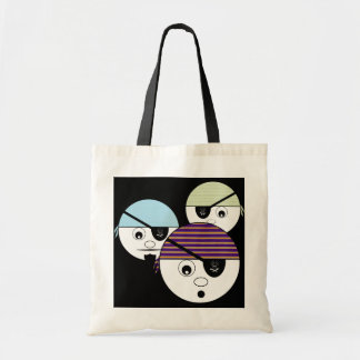 海賊バッグ トートバッグ