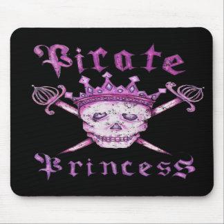 海賊プリンセスのマウスパッド マウスパッド