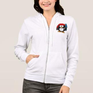 海賊ペンギン パーカ