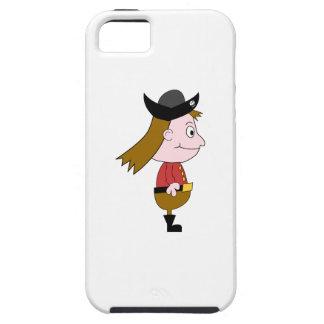 海賊マンガのキャラクタ iPhone SE/5/5s ケース