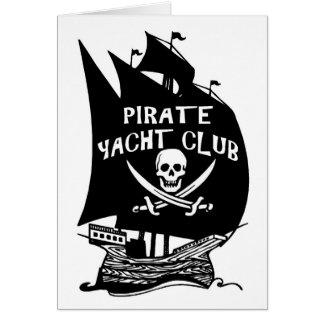 海賊ヨットクラブ カード