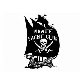 海賊ヨットクラブ ポストカード
