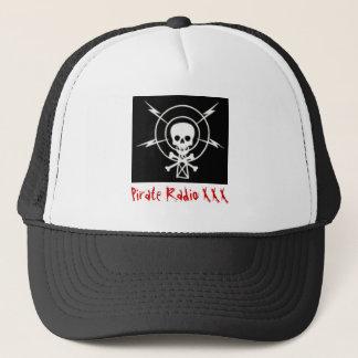 海賊ラジオXXXの帽子 キャップ