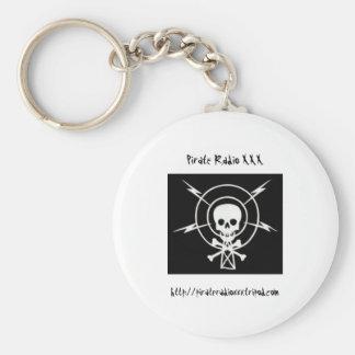 海賊ラジオXXX Keychain キーホルダー