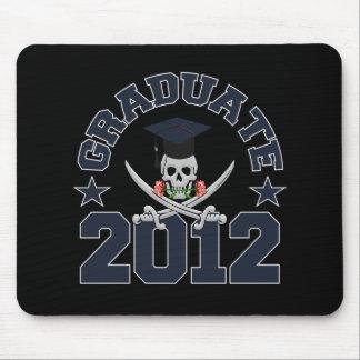 海賊卒業生の2012年のmousepad マウスパッド